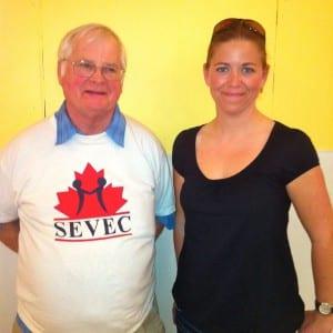 SEVEC exchange organizers