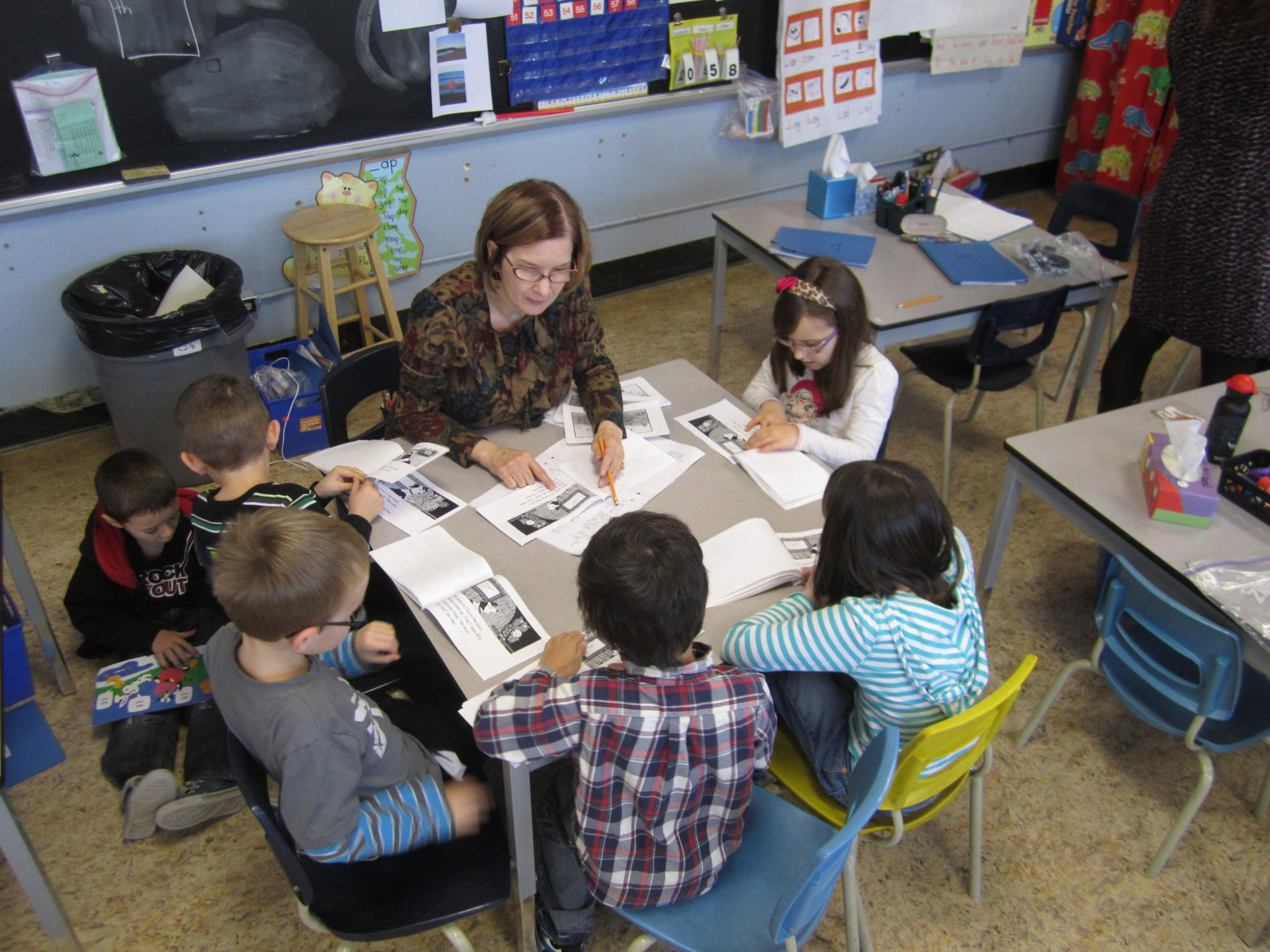 Teacher Profile: An interview with Cycle 1 teacher Mary Ellen Lynch