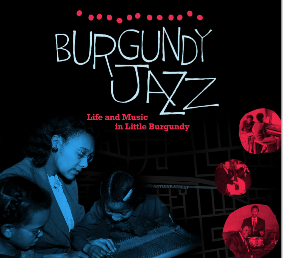 Burgundy Jazz: Exploring Black History Within a Local Context