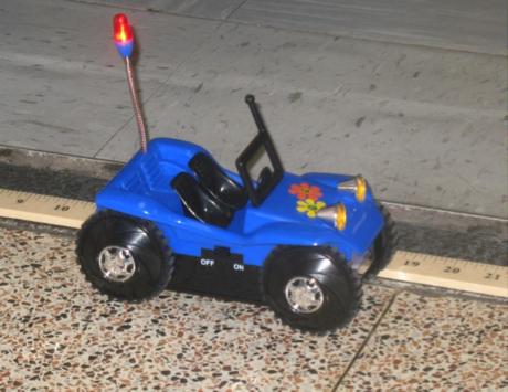 Photo: The Constant Velocity Car