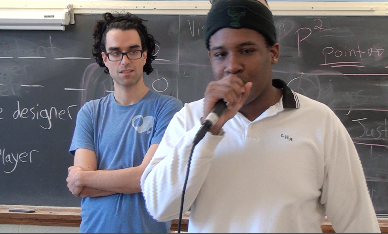 Rapping Across the Curriculum