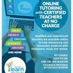 LEARN Tutoring Flyer
