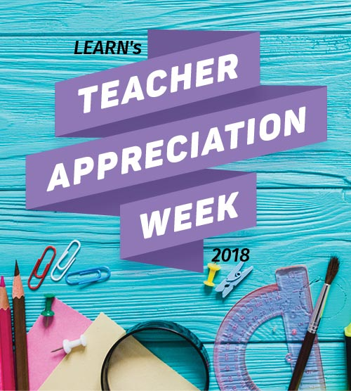 Teacher Appreciation – Never Give Up!