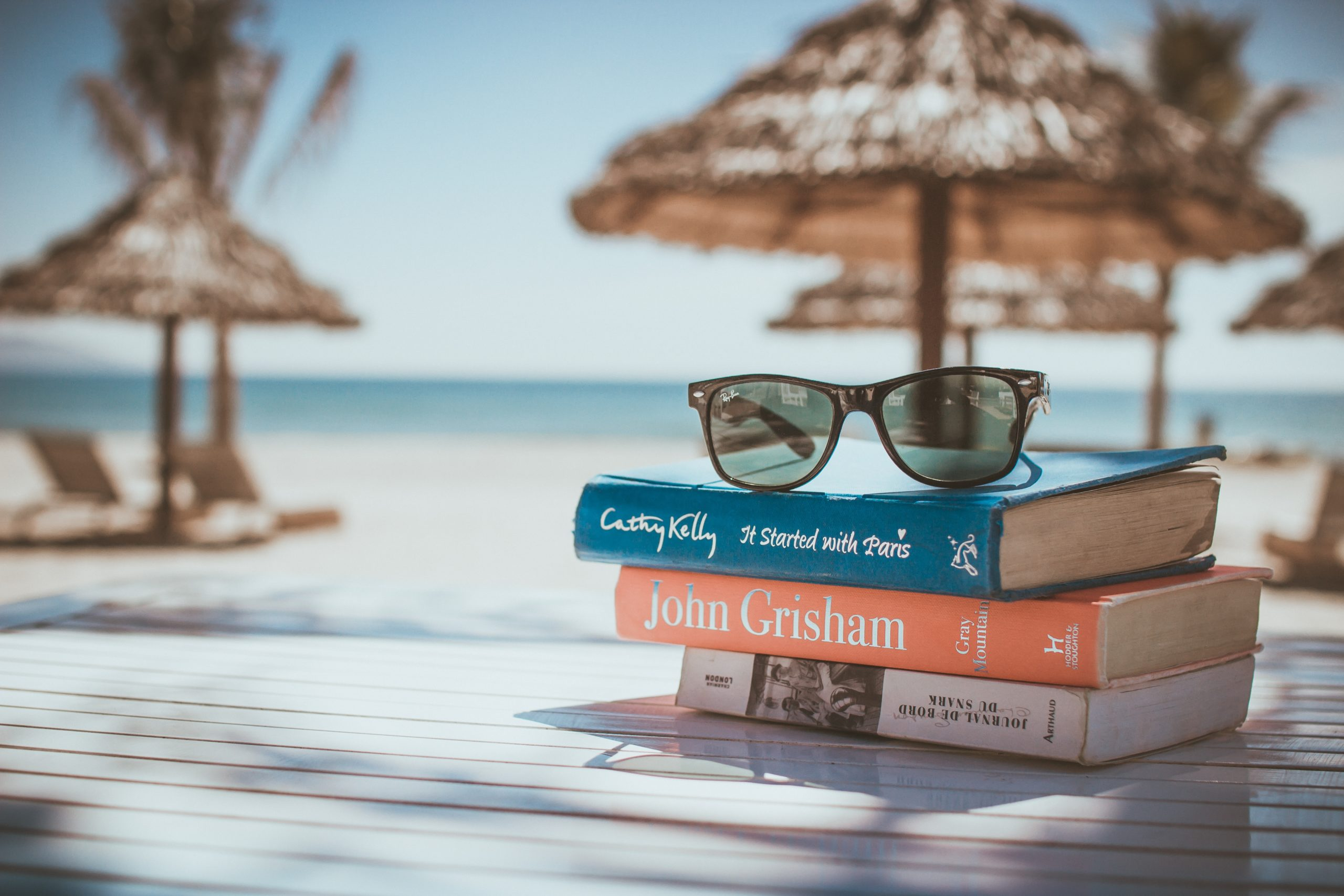 Summertime Reads from the LEARN Team