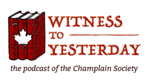 Witness to Yesterday Podcast logo