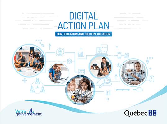 Québec's Digital Action Plan: Revolutionizing the Future of Education