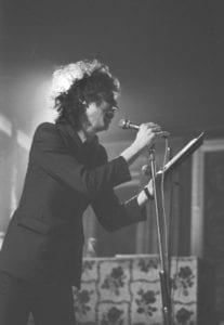 ohn Cooper Clarke, Cardiff, 1979