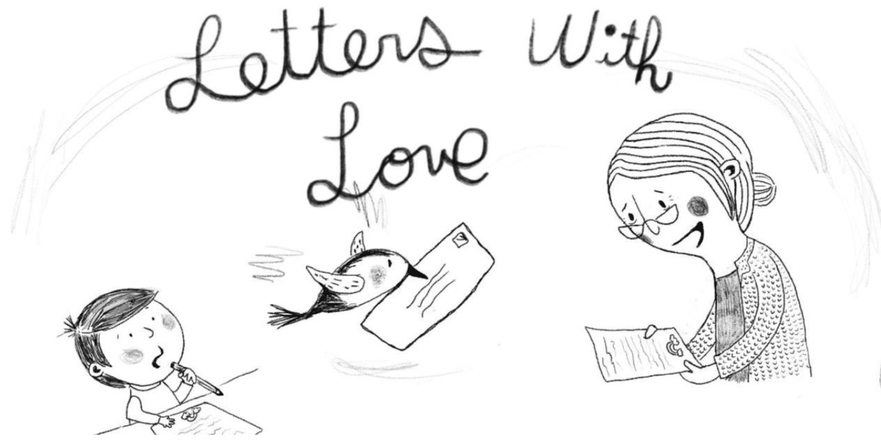 Breaking Isolation One Letter at a Time – Letters with Love