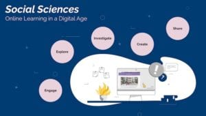 Social Sciences Online Learning Splash Image