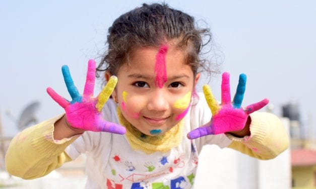 Play is the Heart and Soul of All Child Development