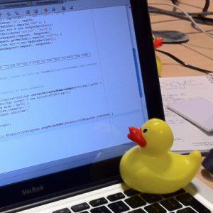 rubber duck method