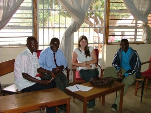 Educational dialogue in Malawi