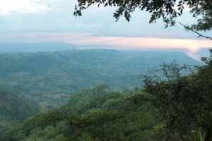 View from Lukwe