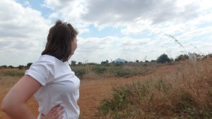 Looking at the beautiful, still and silent Malawi