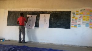 Learning body parts in Chichewa